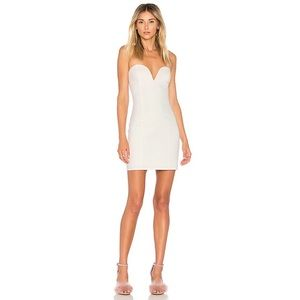 NWT By the Way Alessia Sweetheart Bodycon Dress